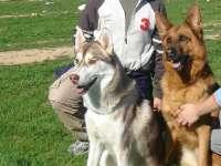 Recordando a Danko y a Karín, en la foto con Ángel